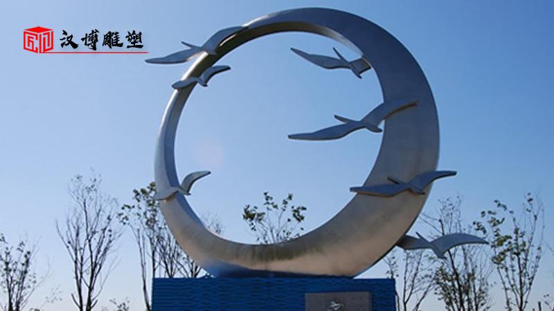 广场雕塑定制_大型景观雕塑_不锈钢雕塑制作_雕塑制作厂家_户外雕塑