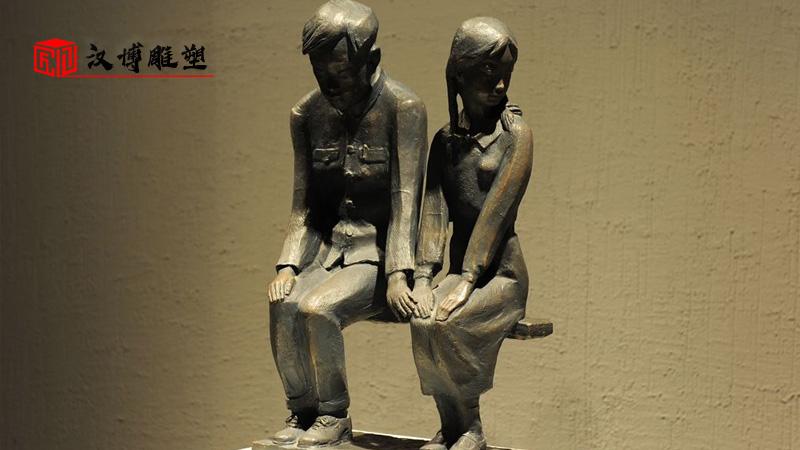 博物馆雕像_人物铸铜雕像_雕像工艺品_铜雕制作_景观雕像定制