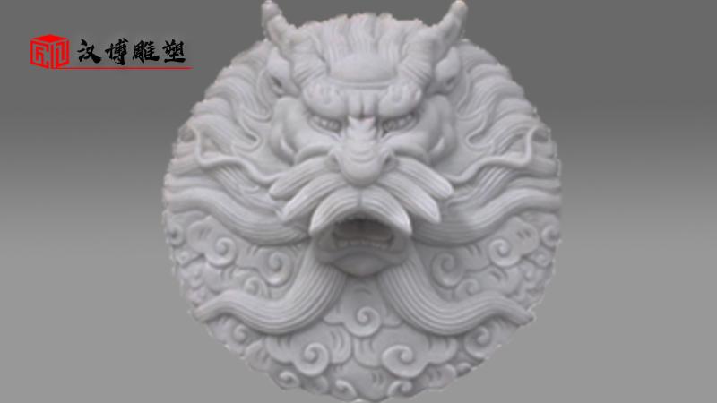 汉白玉石雕像_景观雕塑定做_户外大型石雕_工艺品雕像_人物塑像加工