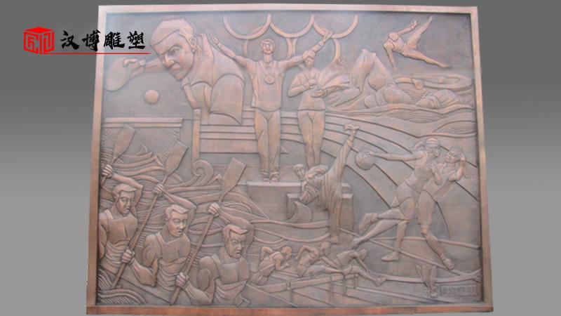 锻铜浮雕定制_大型浮雕制作_户外景观雕塑_加工锻铜雕像_人物雕像定制