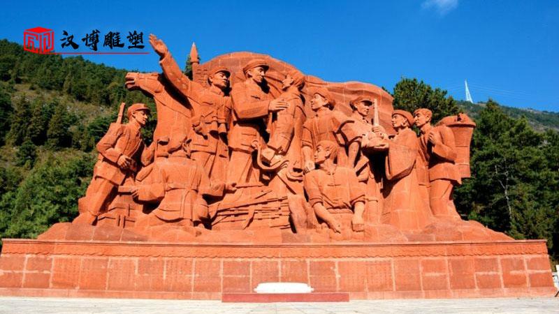 用雕塑文化传承中华瑰宝,弘扬民族团结,做民族新时代的传承者