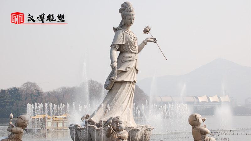 大型雕塑制作_户外人物雕像_石雕定制厂家_古代名人雕塑_大型雕塑制作