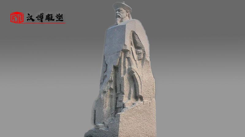 传统人物雕塑_名人石雕像_古代人物雕塑_园林景观石雕_大型石雕定制