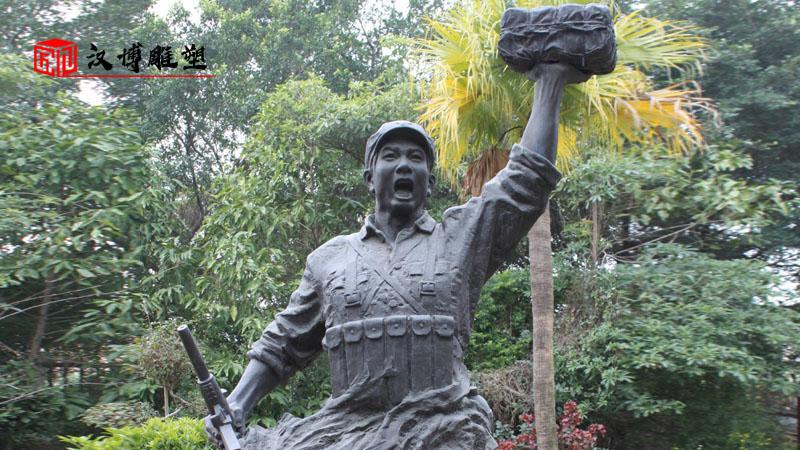 历史名人雕塑_人物铸铜雕塑_户外景观雕像_人物铜雕制作_名人主题雕像