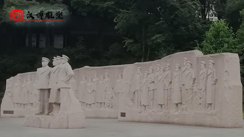 人物石雕定制_大型石雕制作_园林景观雕塑_户外大型雕像_石雕制作厂家