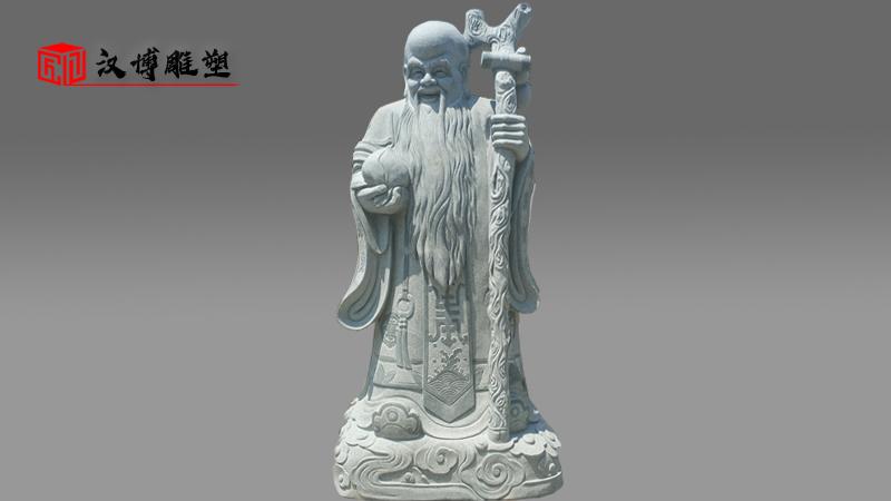 花岗岩石雕定制_户外大型石雕_人物石雕像_历史人物雕塑_广场景观石雕