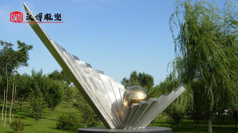 园林景观雕塑_户外大型雕像_不锈钢主题雕塑_广场雕像_雕塑工艺品
