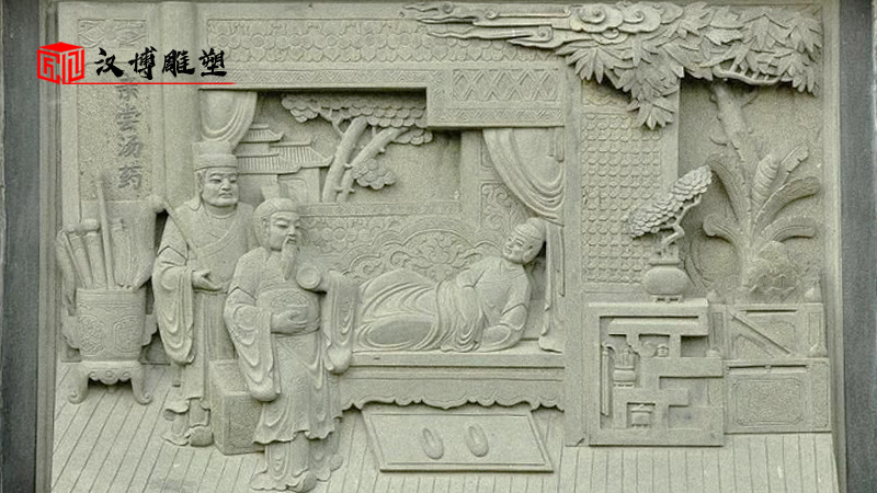 景观石雕人物_石雕名人雕像_广场石雕人物_石材雕像_大型景观石雕像